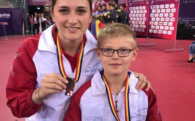 Championnats d'Europe Jeunes 2018 : des Occitans sur les plus hautes marches du podium