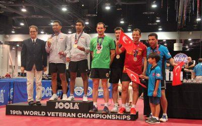 Championnats du Monde Vétérans : un Occitan médaillé de bronze