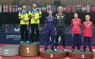 Open de Hongrie 2018 : Lebrun médaillé de bronze