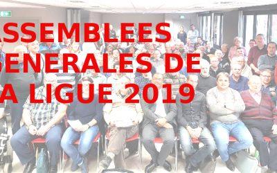 Annonce dates Assemblées Générales