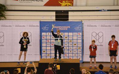 Championnats de France Minimes/Juniors 2019