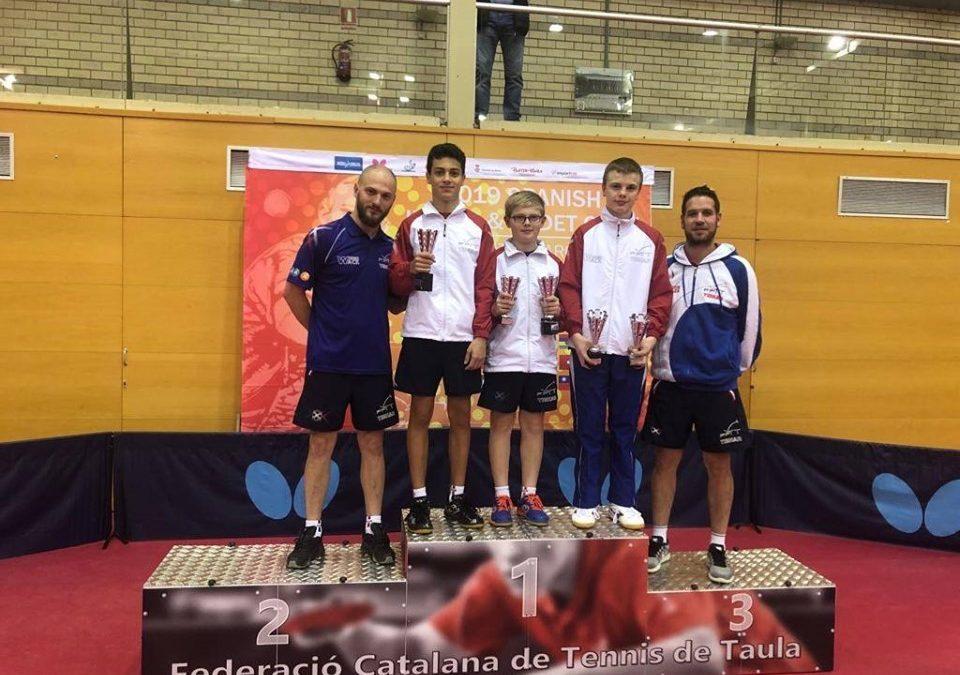 Open d'Espagne Cadets/Juniors 2019