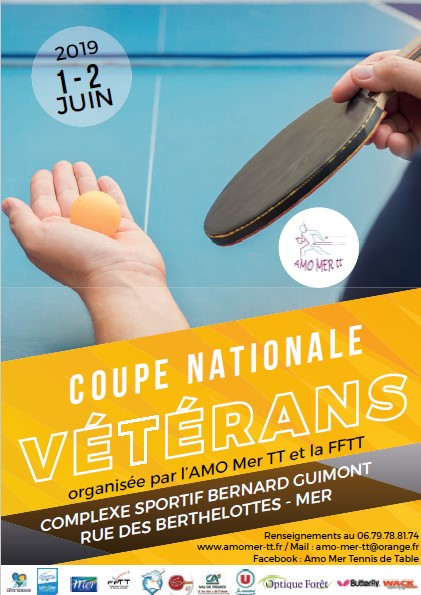 Coupe Nationale Vétérans 2019