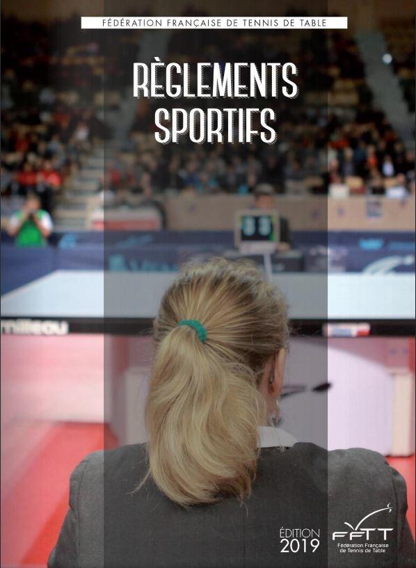 règlements sportifs de la FFTT