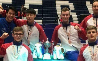 Championnats du Monde Juniors : Alexis LEBRUN médaillé de Bronze