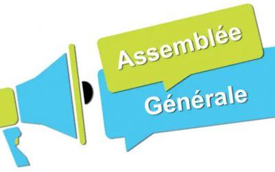 Convocation Assemblée Générale élective 2020